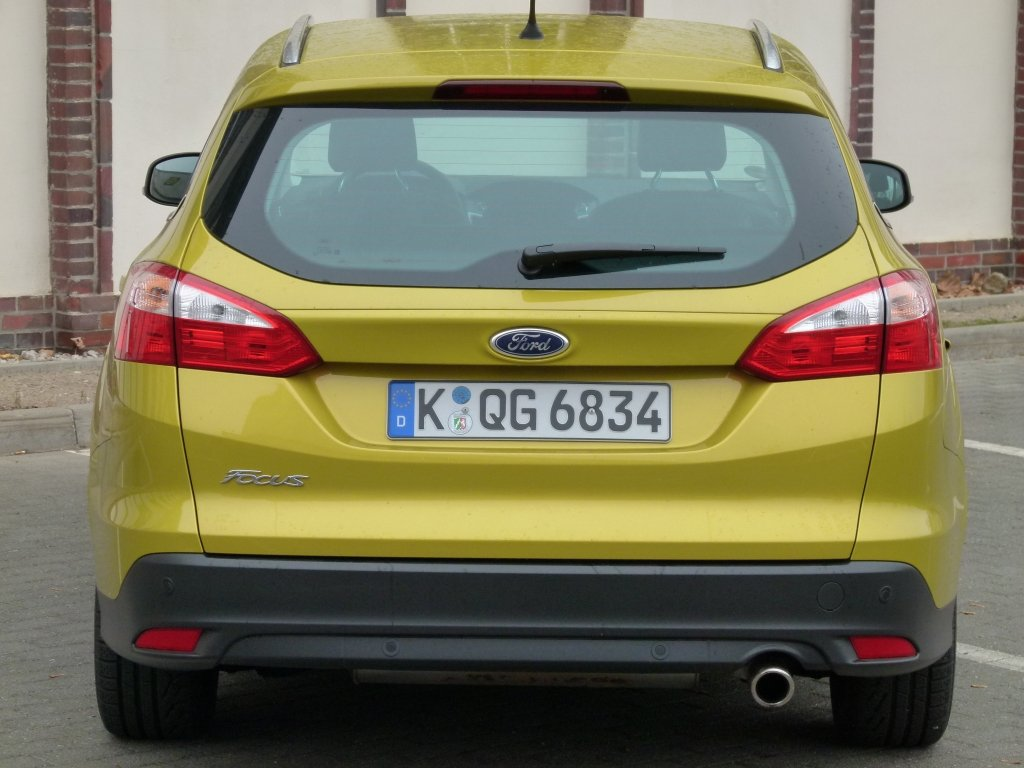 Test Ford Focus Turnier – Wagen fürs Volk