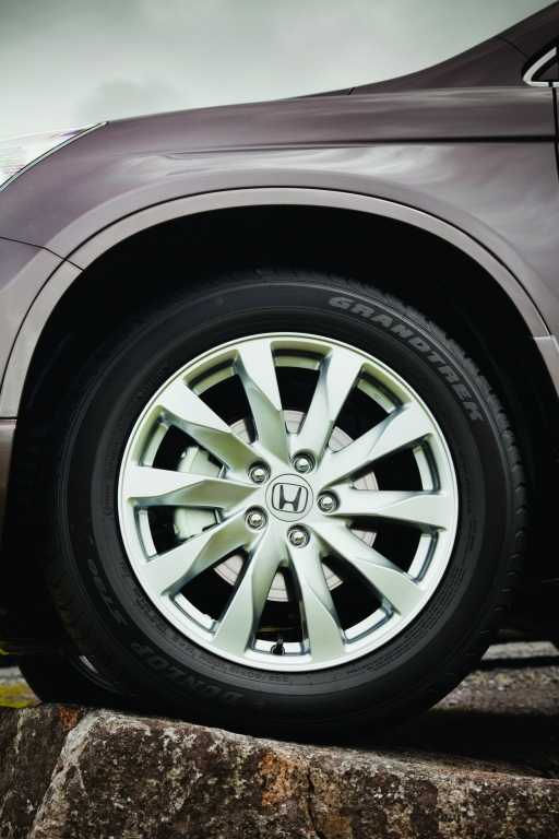 Test: Honda CR-V - Der große Unbekannte