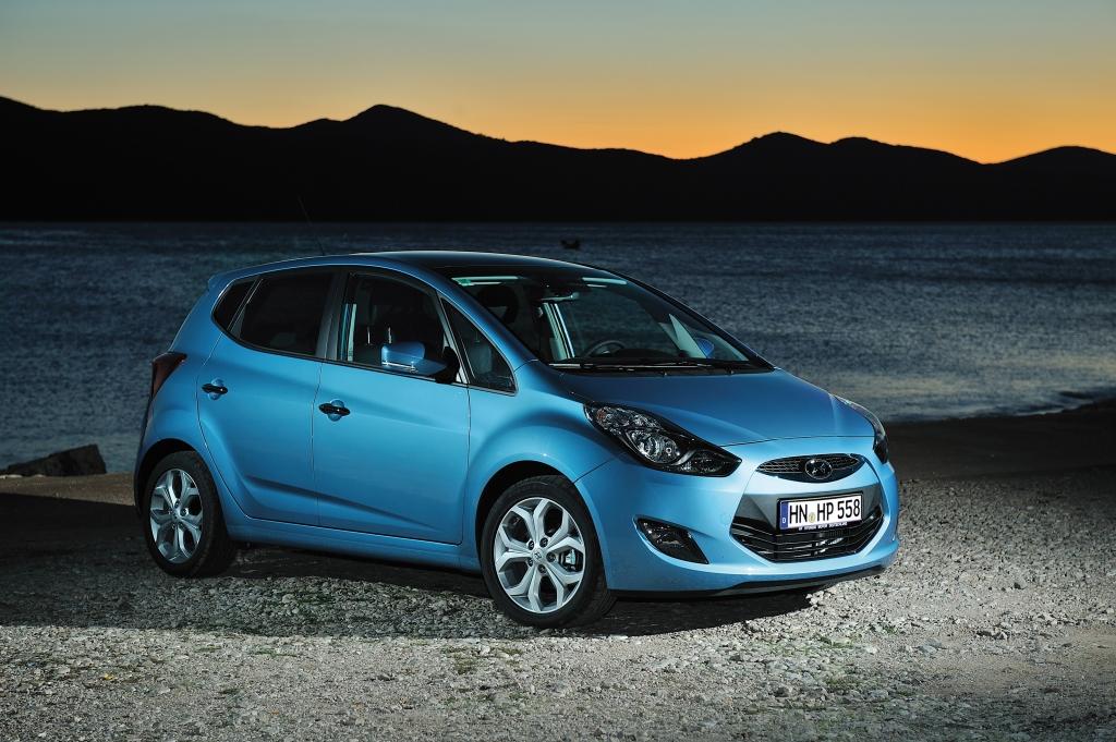 Test: Hyundai ix20 blue - Viel Platz, wenig Durst