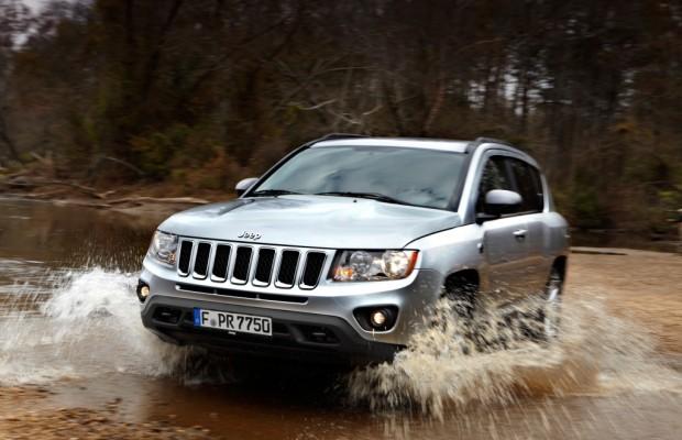 Test: Jeep Compass - Amerikanische Richtung