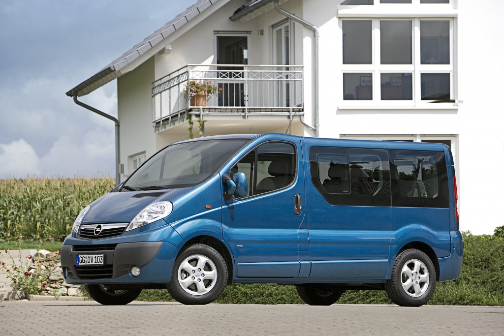 Test: Opel Vivaro Combi - Einfach gut