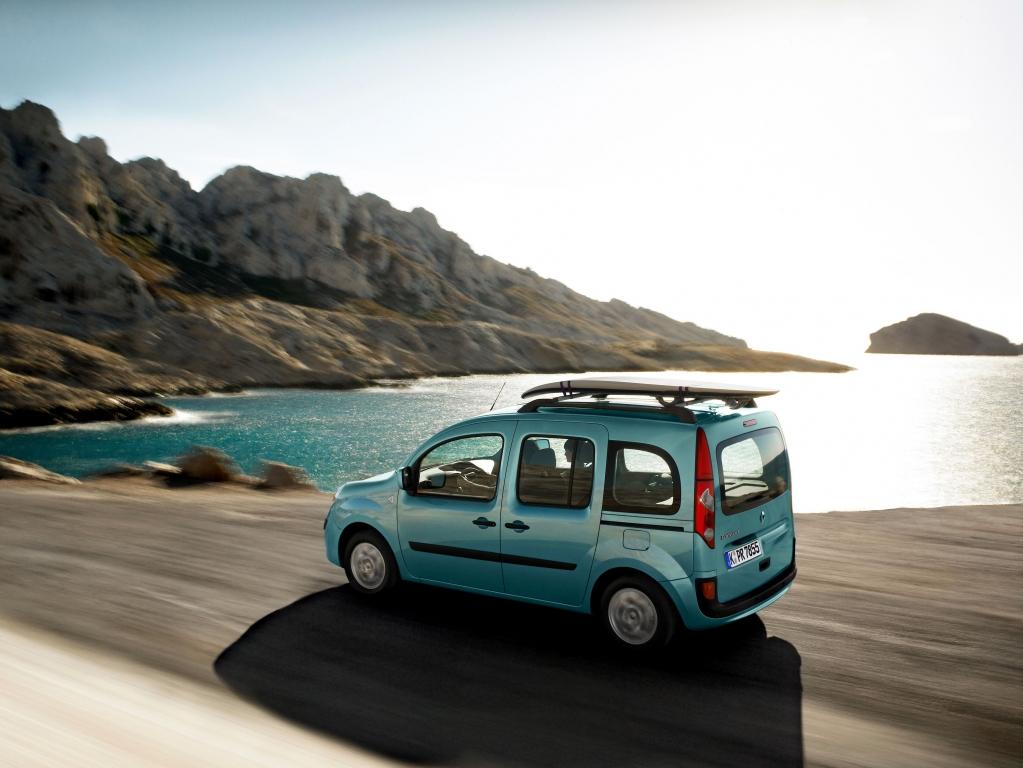 Test: Renault Kangoo - Abenteuer Familienkutsche
