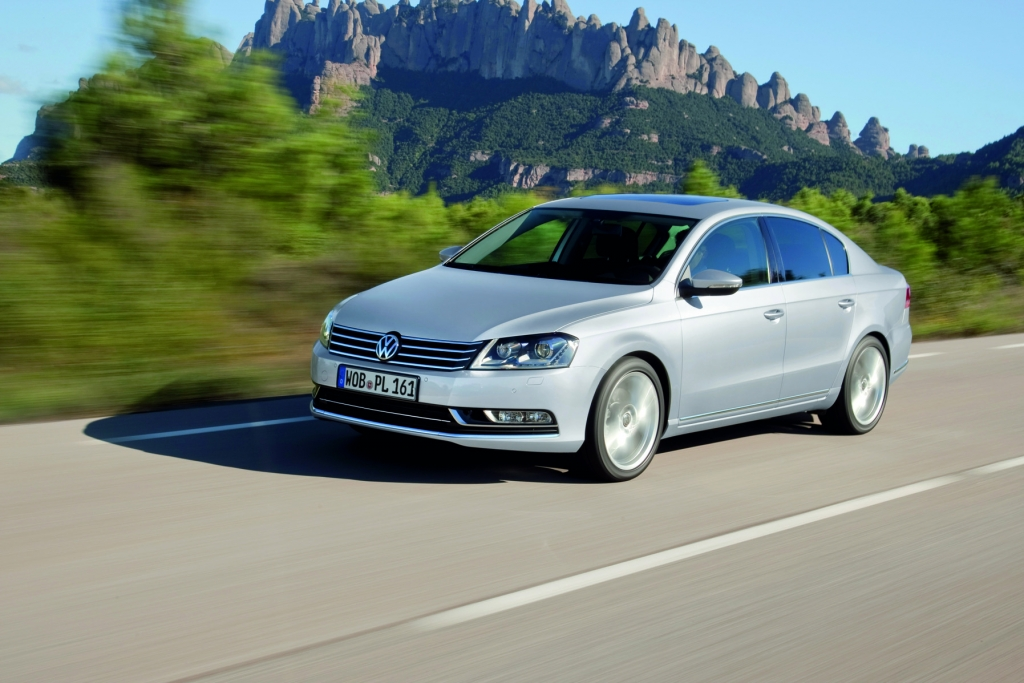 Test: VW Passat 3.6 V6 4Motion - Den Nerz nach innen