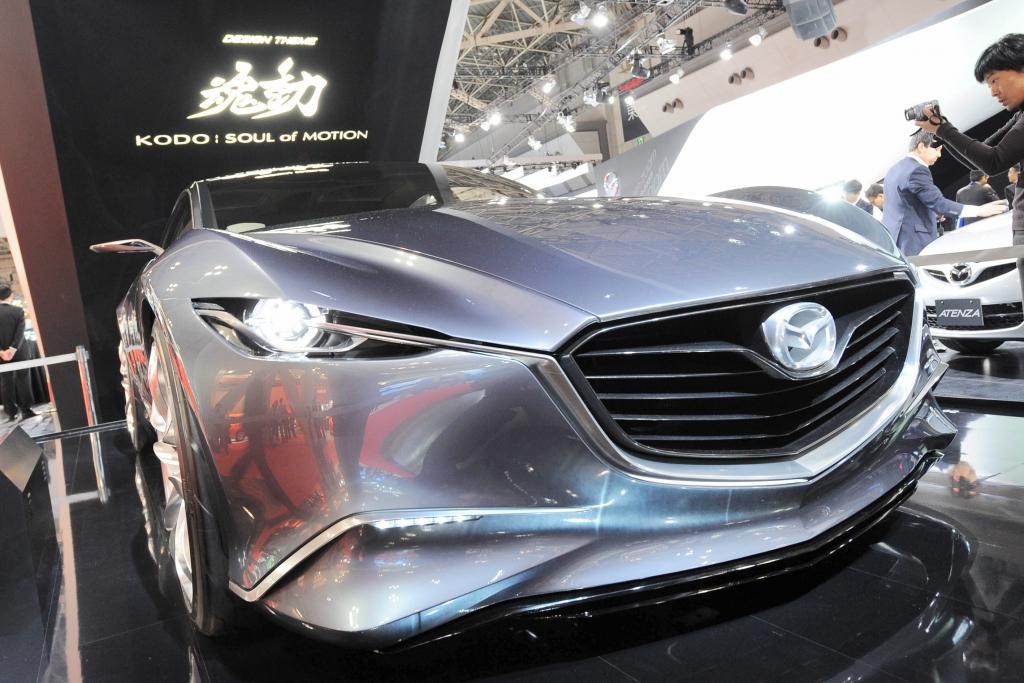 Tokio 2011: Mazda stellt serine Design-Philosophie vor
