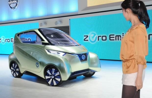 Tokio 2011: Nissan steht unter Strom