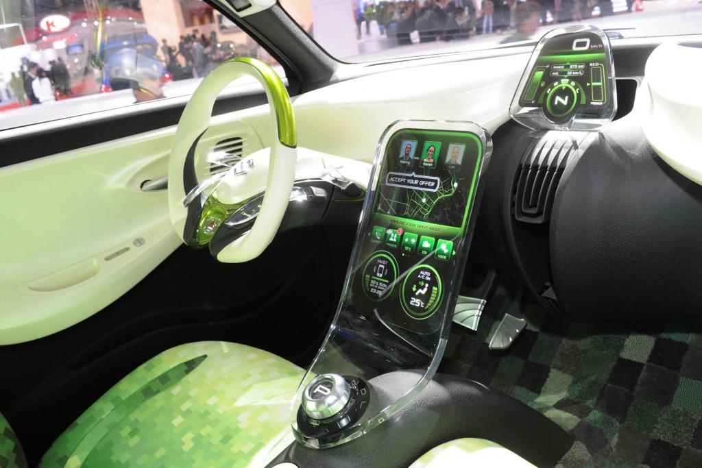 Tokio 2011: Suzuki Regina verbraucht rund 3 Liter