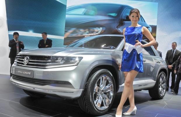 Tokio 2011: VW Concept Cross Coupé - Der Vierfach-Vorbote