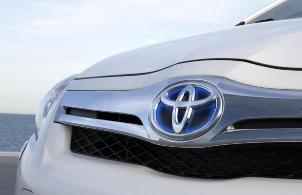 Toyota will 2012 Rekordabsatz