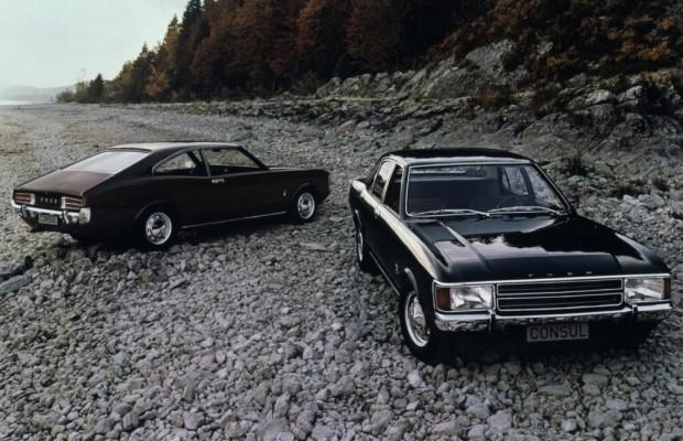 Tradition: 40 Jahre Ford Granada - Sechs Zylinder für alle
