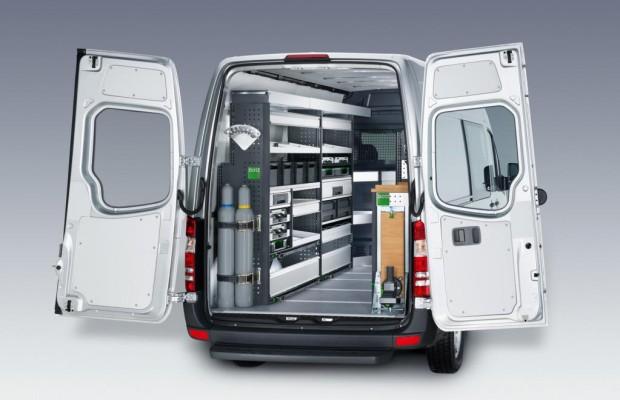 Transporter: Neue Einrichtungen für rollende Werkstatt