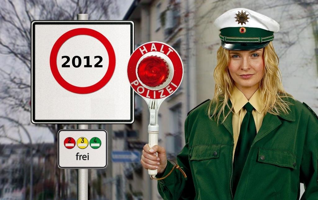 Umweltzonen 2012: Weitere Verschärfung und Neuzugänge
