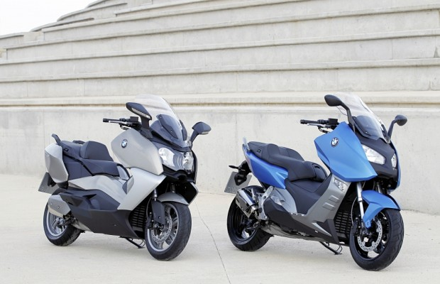 VIDEO: BMW-Scooter C 600 Sport und C 650 GT