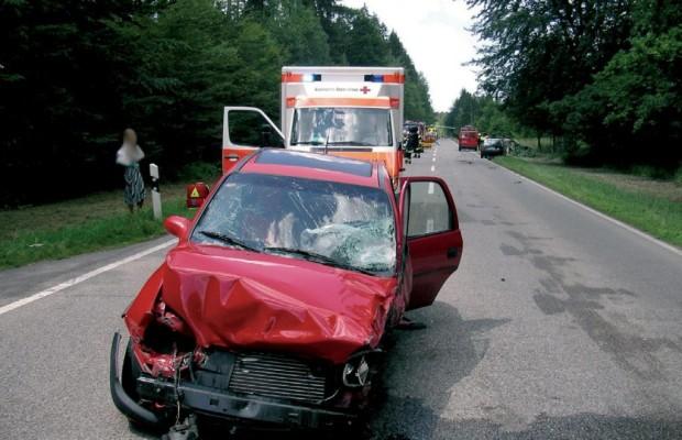 Verkehrsunfälle und Strafen