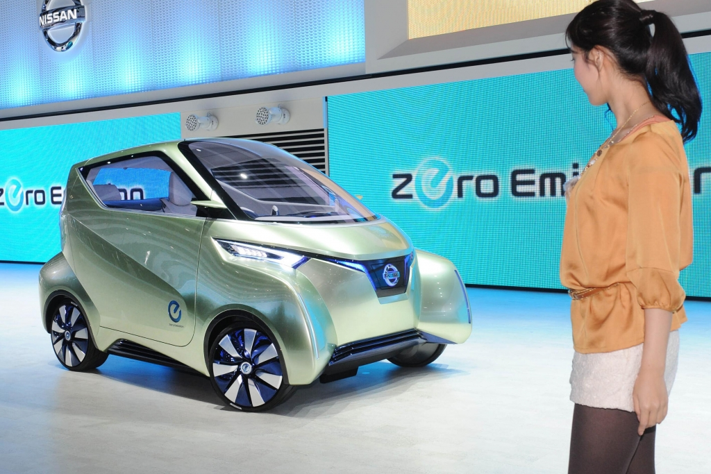 Video: Tokyo Motor Show 2012 - Concept Cars