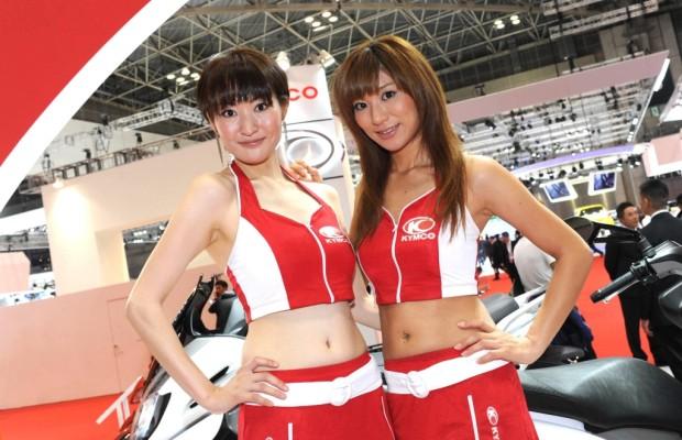 Video: Tokyo Motor Show 2012 - Die Messe-Girls