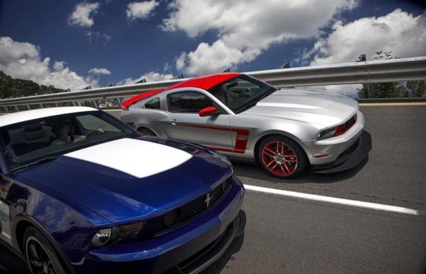 Viel Fahrspaß mit Ford Mustang