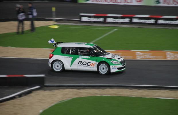 Volkswagen-Neuling gewinnt Race of Champions