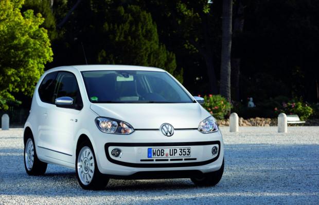 Volkswagen präsentiert Up auf Silvesterparty in Berlin