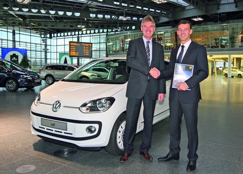 Volkswagen und ADAC schließen Kooperationsvertrag
