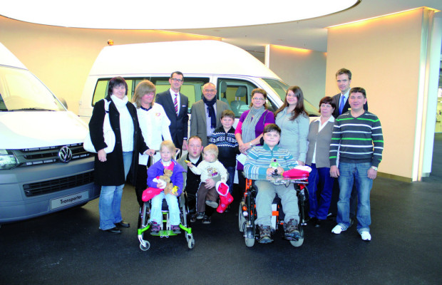 Volkswagen unterstützt Aktion