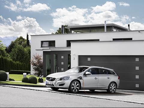 Volvo V60 - erster Diesel-Plug-in-Hybrid