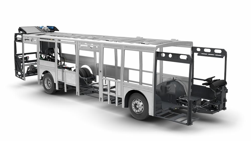 Volvo führt neue Bus-Generation ein