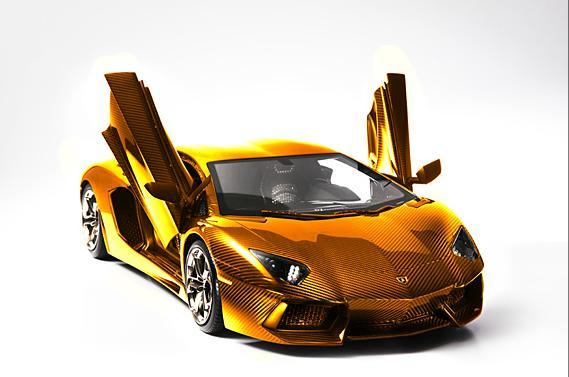 Was ist teurer als ein echter Lamborghini? Ein Lamborghini-Modellauto!
