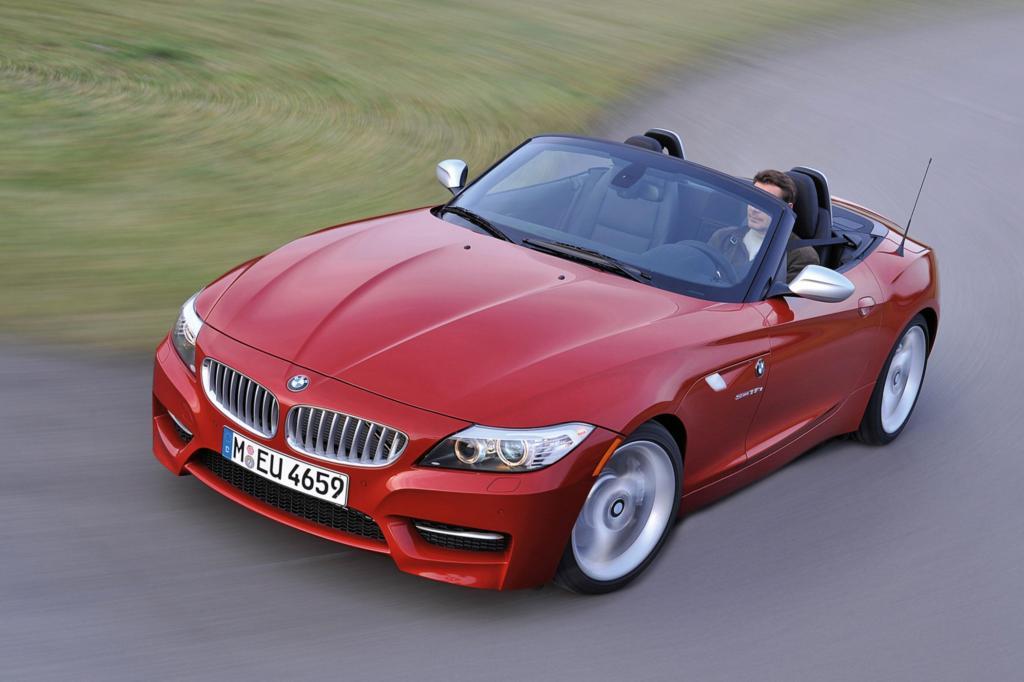 Wertmeister unter den Sportwagen ist der BMW Z4