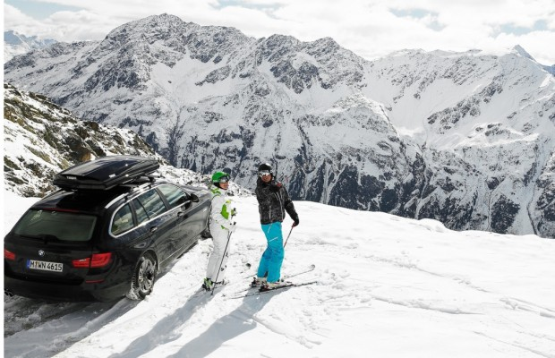 Winterurlaub: Das Fahrzeug richtig beladen