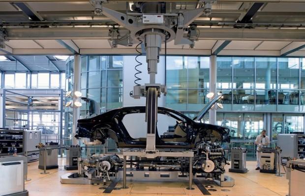 Zehn Jahre Gläserne Manufaktur: VW Phaeton als Langzeit-Bestseller