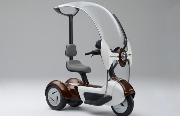 Zweiräder auf der Tokyo Motor Show