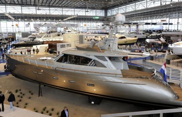 boot 2012: Motoryachten und Motorboote