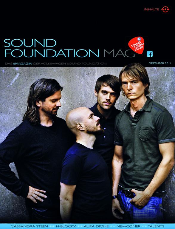 eMagazine der Volkswagen-Sound-Foundation im App-Store