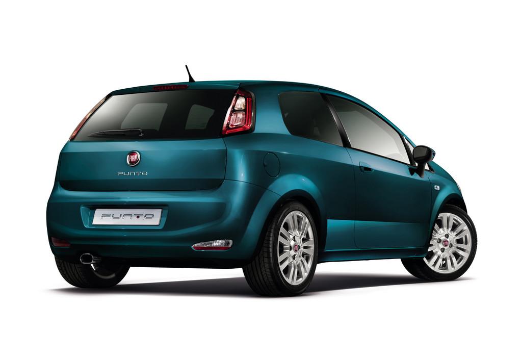 Überarbeiteter Fiat Punto startet mit Aktionspreis