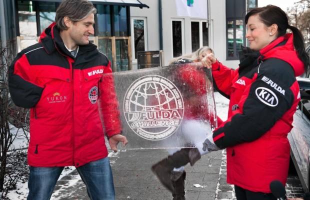 12. Fulda Challenge fährt auf Kia