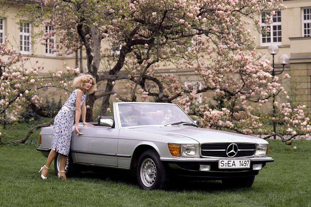 1981 gab es neue Motoren