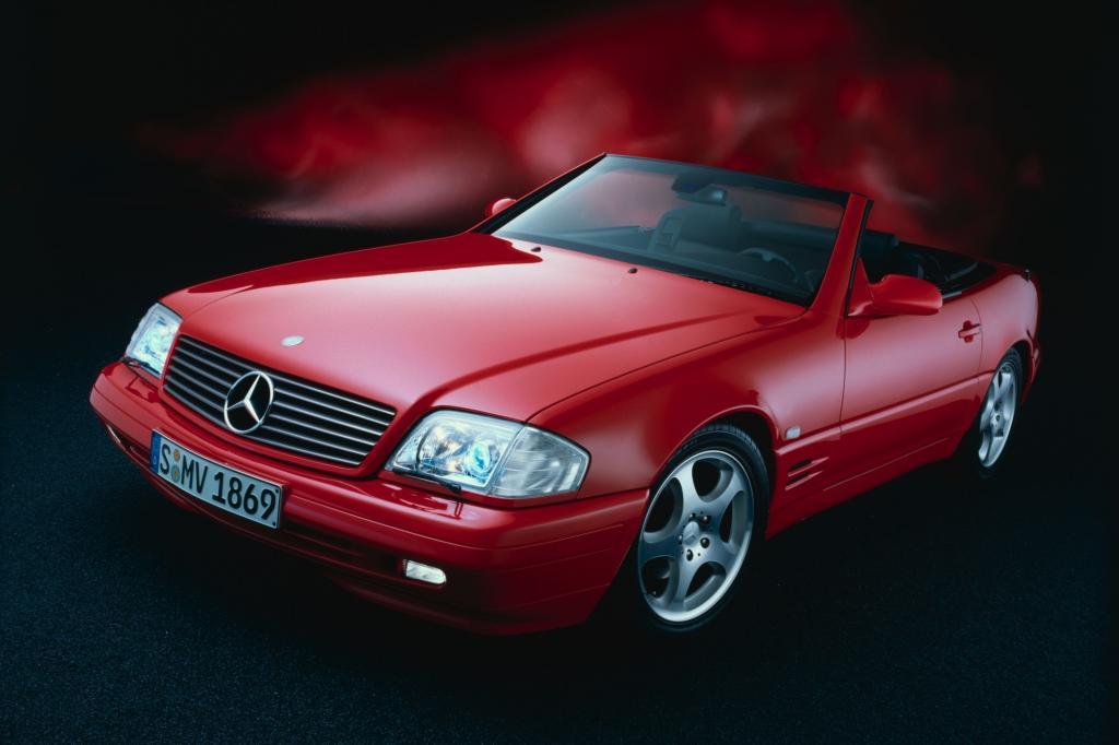 1998 wird eine neue V-Motorengeneration eingeführt