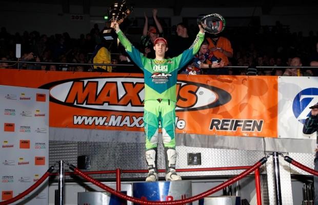 ADAC SX Cup Boris Maillard verteidigt Titel