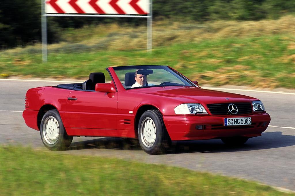 Ab 1995 gehört ESP zur Serienausstattung