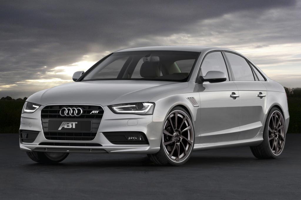 Abt Audi S4 - Leistungsspritze für die Mittelklasse