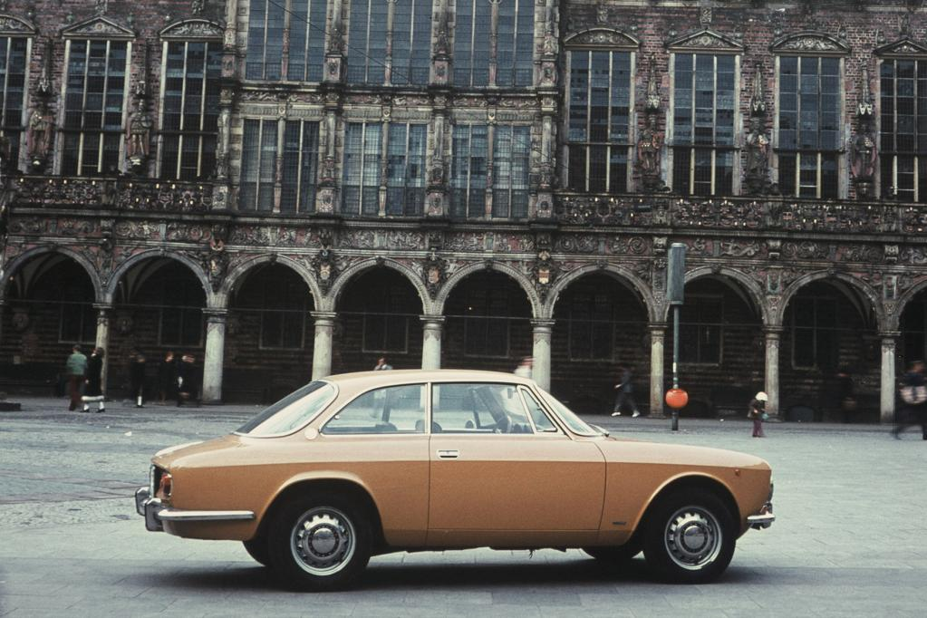 Alfa Romeos Julia wird 50