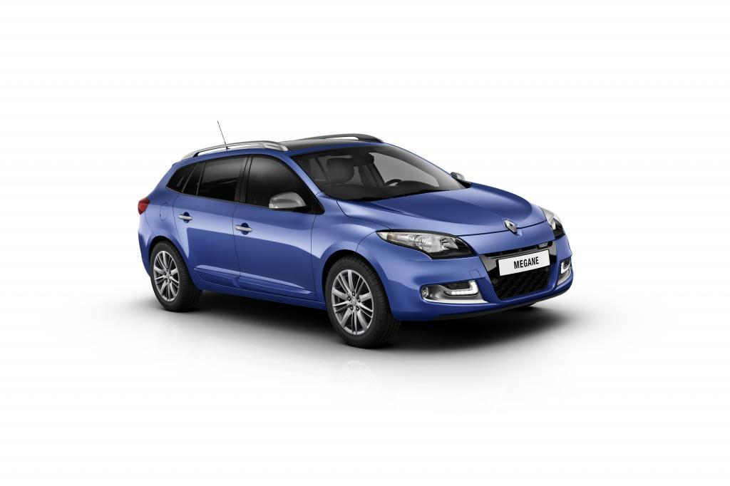 """An seine Fahrzeuge aus der Megane-Reihe hat Renault Hand angelegt und die """"Collection 2012"""" auf die Räder gestellt. Die wichtigste Änderung sind zwei neue Diesel-Triebwerke und ein neuer Benzinmotor."""