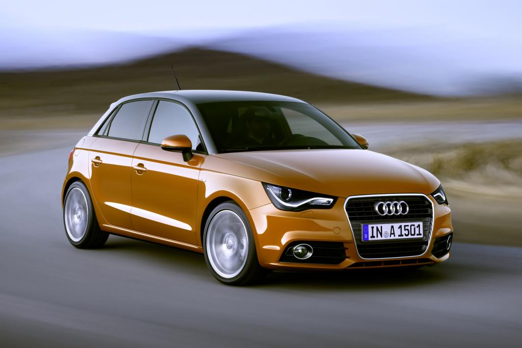Audi A1 Sportback - Mehr Einstiegskomfort