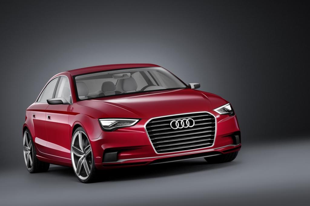 Audi A3 - Wie die großen Brüder