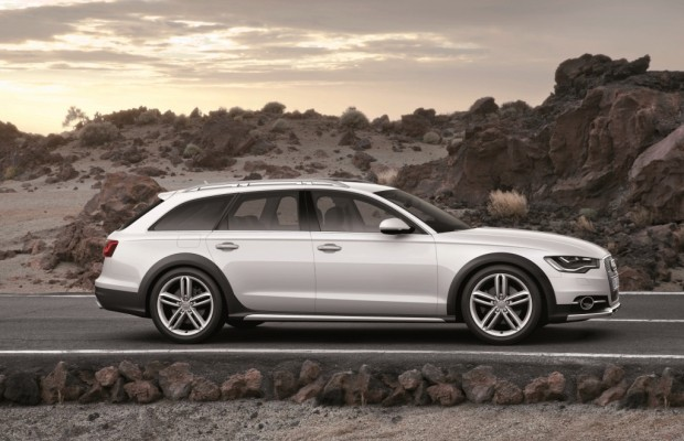 Audi A6 Allroad - Business-Kombi mit Wanderstiefeln
