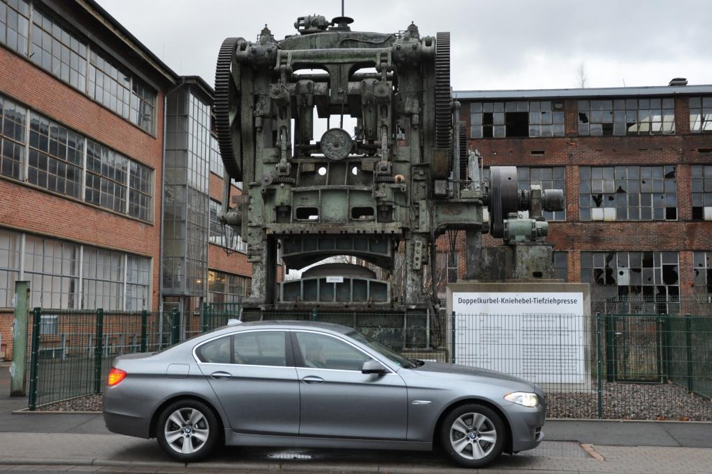 Auf der 300 Kilometer langen Strecke Bonn-Eisenach und wieder zurück lag der Minimalverbrauch bei 5,7 Liter
