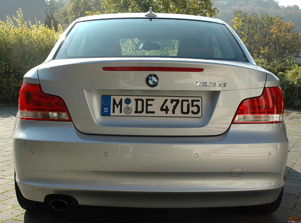Auto im Alltag: BMW 1er Coupé