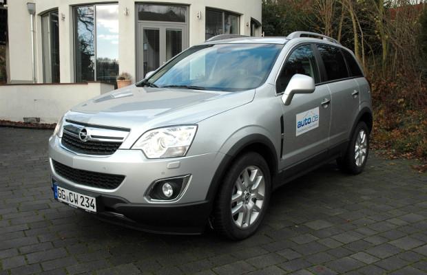 Auto im Alltag: Opel Antara