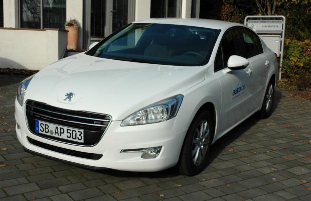 Auto im Alltag: Peugeot 508