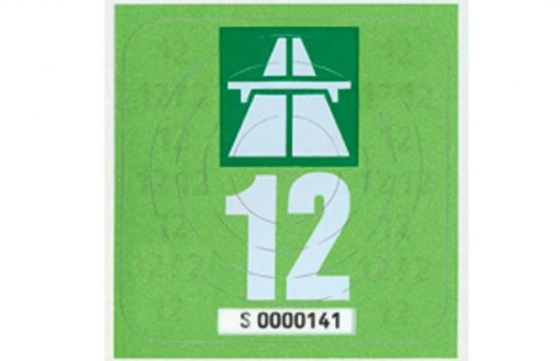Autobahnvignetten 2012 - Ab Februar neue Pickerl